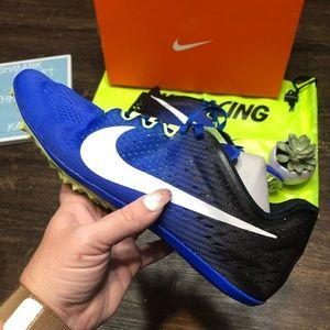 Nike Zoom Victory 3 Track Shoes men size 12.5 NIB